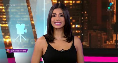 Na RedeTV!, Flávia Noronha deixa o entretenimento e volta para o Esporte