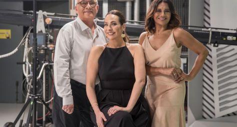 Maria Beltrão, Artur Xexéo e Dira Paes apresentarão o Oscar 2021