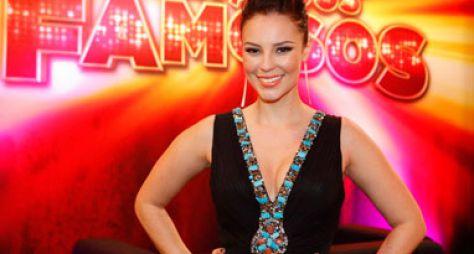 """Paolla Oliveira e Christiane Torloni estarão na """"Dança dos Famosos"""""""