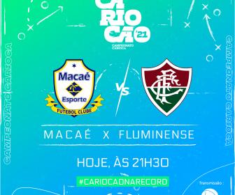 Cariocão: RecordTV transmite Volta Redonda e Botafogo neste sábado, 10/04, às 21