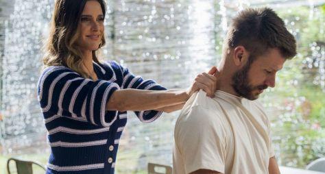 Fernanda Lima e Rodrigo Hilbert estreiam 'Bem Juntinhos' no GNT