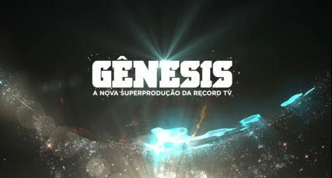 Superprodução Gênesis é vista por mais de 100 milhões de telespectadores