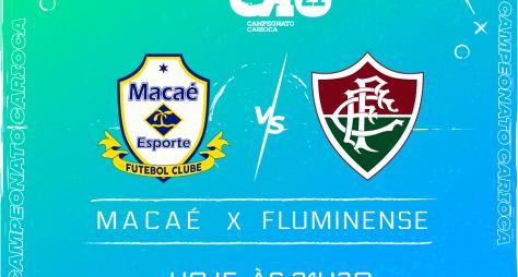 Cariocão: RecordTV transmite Portuguesa e Flamengo neste sábado, 17/04, às 21h