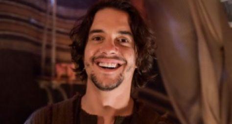 Guilherme Boury retorna à Record TV em Gênesis