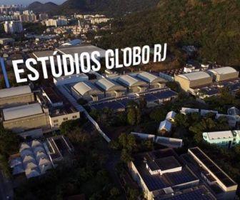 Incêndio atinge os Estúdios Globo; fogo é controlado e ninguém fica ferido