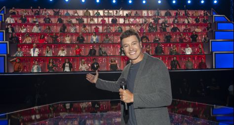"Rodrigo Faro comanda terceira temporada de ""Canta Comigo"""