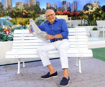"""""""A Praça é Nossa"""" retorna inédita e com novos quadros nesta quinta-feira (22)"""