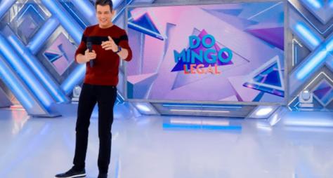 Domingo Legal traz Turma do Pagode, Joelma, Sergio Marone e Dony De Nuccio