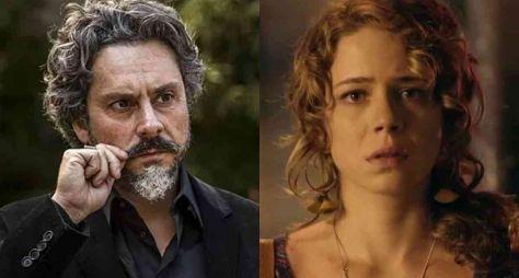 Império: Cristina conta para José Alfredo que pode ser sua filha