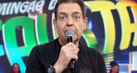 Globo deve trocar o Domingão do Faustão por Futebol