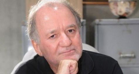 """Marcílio Moraes diz que é o autor do primeiro capítulo de """"Roda de Fogo"""""""