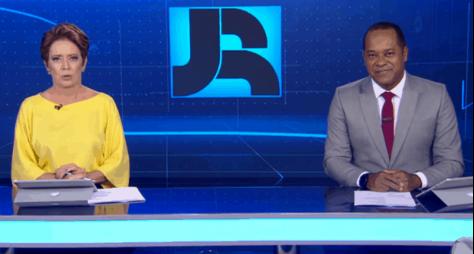 Jornal da Record garante a vice-liderança isolada em audiência