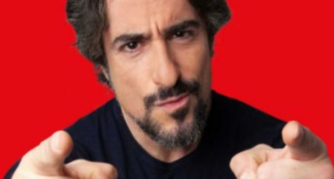 Marcos Mion assina contrato com a Netflix