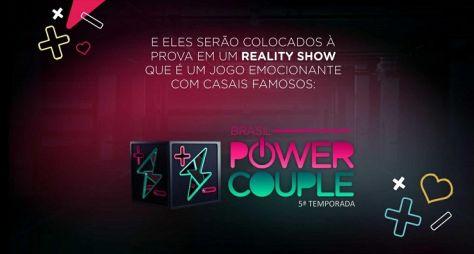 "Conheça os participantes do ""Power Couple Brasil"""