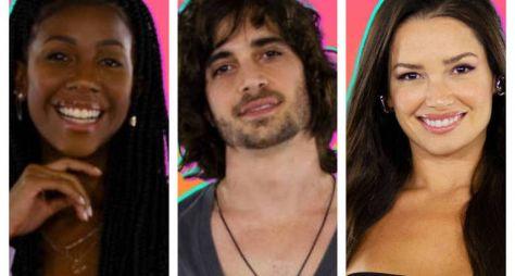 Camilla de Lucas, Fiuk e Juliette são os finalistas do BBB21