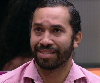 Gil do Vigor, eliminado do BBB21. Foto: TV Globo