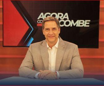 """RedeTV! registra traço de audiência com """"Agora com Lacombe"""""""