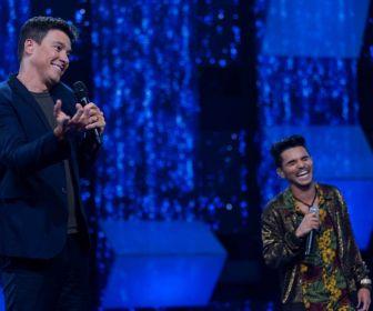 Canta Comigo: competidores apostam em hits do passado para conquistar os votos