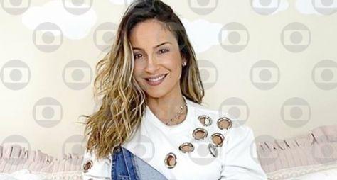"""Claudia Leitte estreia série olímpica no """"Esporte Espetacular"""""""