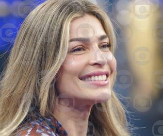 """""""Altas Horas"""" celebra o Dia das Mães com Grazi Massafera e Rafa Kalimann"""