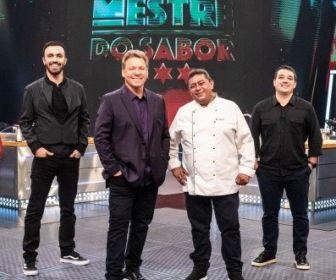 """""""Mestre do Sabor"""" estreia na liderança, mas Globo perde 13 pontos sem BBB21"""
