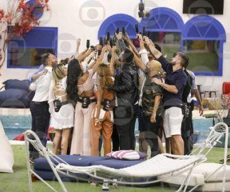 TV Globo reúne todos os participantes do BBB21