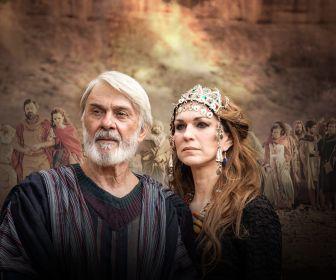 """""""Gênesis"""" vai bem no PNT, mas não é a trama bíblica mais assistida em São Paulo"""