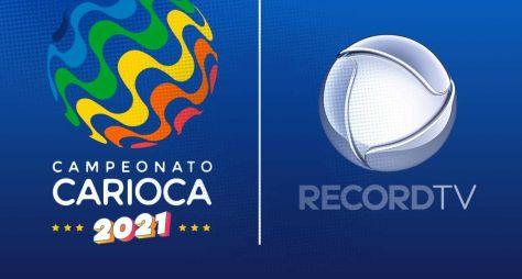 RecordTV Rio chega a 15 pontos durante transmissão do Cariocão