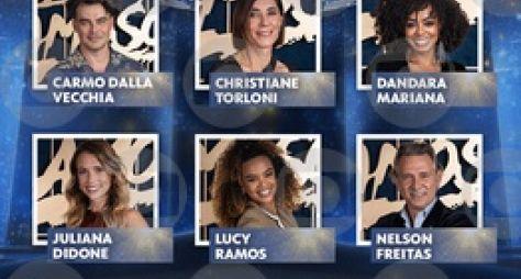 """O elenco completo do """"Super Dança dos Famosos"""""""
