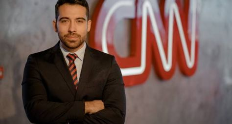 CNN contrata o jornalista Gustavo Uribe