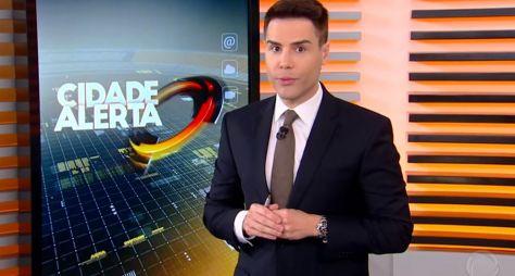 Em abril, audiência do Cidade Alerta cresce 13% no PNT