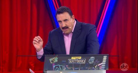 """""""Programa do Ratinho"""" sofre rejeição e perde feio para """"Power Couple Brasil 5"""""""