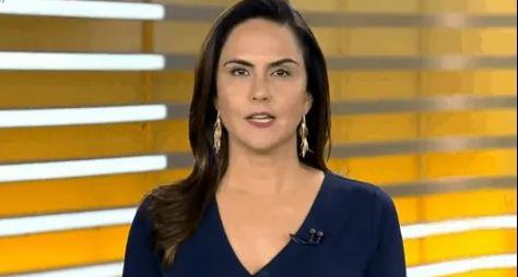 Record TV demite a jornalista Carla Cecato
