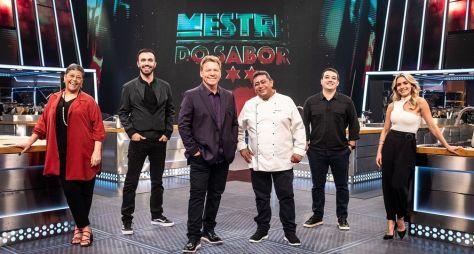 """Com """"Mestre do Sabor"""", TV Globo perde mais de 10 pontos de audiência"""