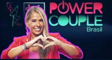 """Com ajuda de reprise de novela, """"Power Couple Brasil"""" conquista o 2º lugar em SP"""