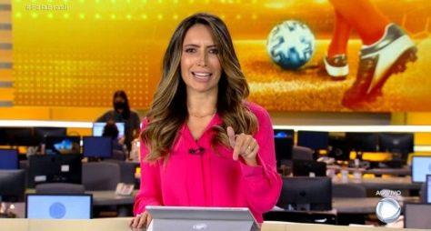 """Com Paloma Poeta, """"Fala Brasil"""" cresce em audiência e ameaça a Globo"""