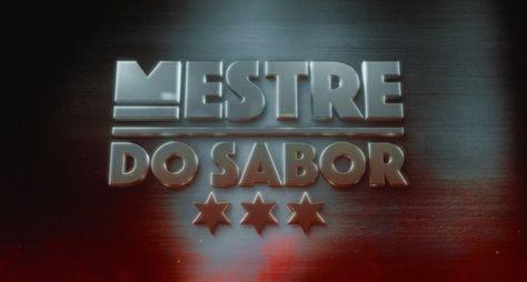 """Por Futebol, TV Globo muda dia de exibição do """"Mestre do Sabor"""""""
