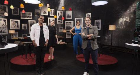 """Vanessa Giácomo e Marcello Melo Jr. participam do """"Que História É Essa Porchat?"""""""