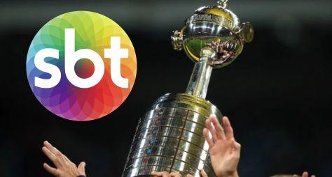 Com transmissão da Libertadores, SBT alcança 11 pontos e garante o 2º lugar