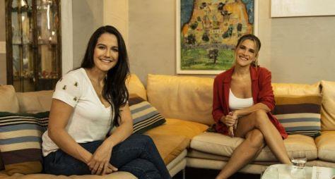 """GNT exibe terceiro episódio inédito de """"Modo Mãe"""", com Ingrid Guimarães"""