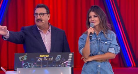 Programa do Ratinho recebe Paula Fernandes e André Vasco nesta sexta