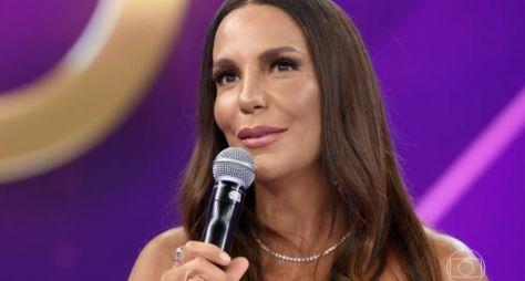"Ivete Sangalo apresentará ""O Cantor Mascarado"" na TV Globo"