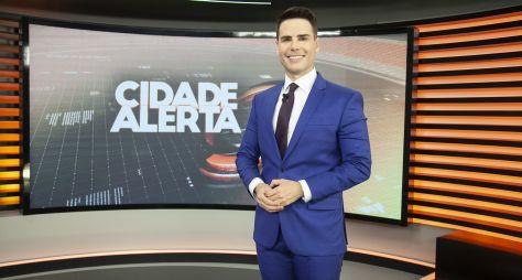 Cidade Alerta vence novamente três novelas do SBT