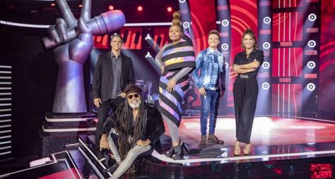 "Márcio Garcia já está gravando o ""The Voice Brasil"""