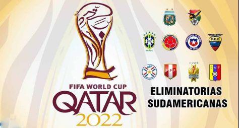 Eliminatórias sul-americanas da Copa do Mundo de 22 é de exclusividade da Globo