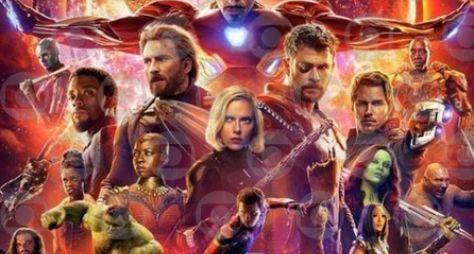'Tela Quente' exibe 'Vingadores: Guerra Infinita'