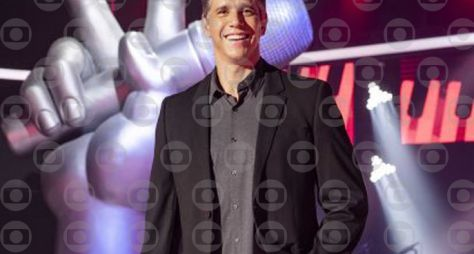 "Márcio Garcia fala sobre apresentar o reality ""The Voice Kids"""