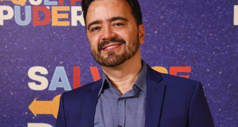 "Daniel Ortiz comenta como conseguiu reescrever 40 capítulos de ""Salve-se"""