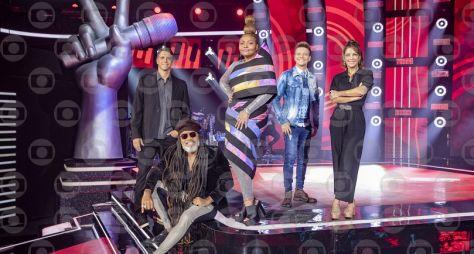 """Coletiva de imprensa: TV Globo apresenta a nova temporada do """"The Voice Kids"""""""