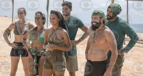 No Limite: Novos desafios aguardam as tribos Carcarás e Calangos